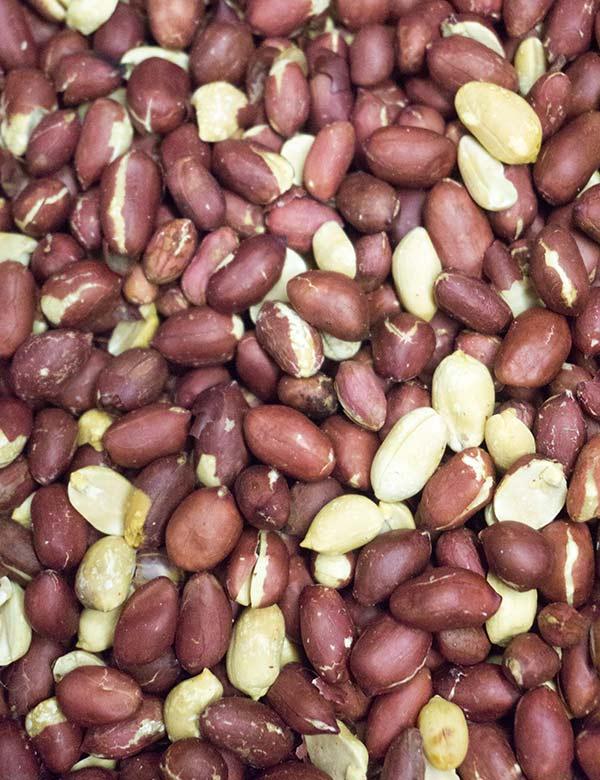 Купить арахис жареный