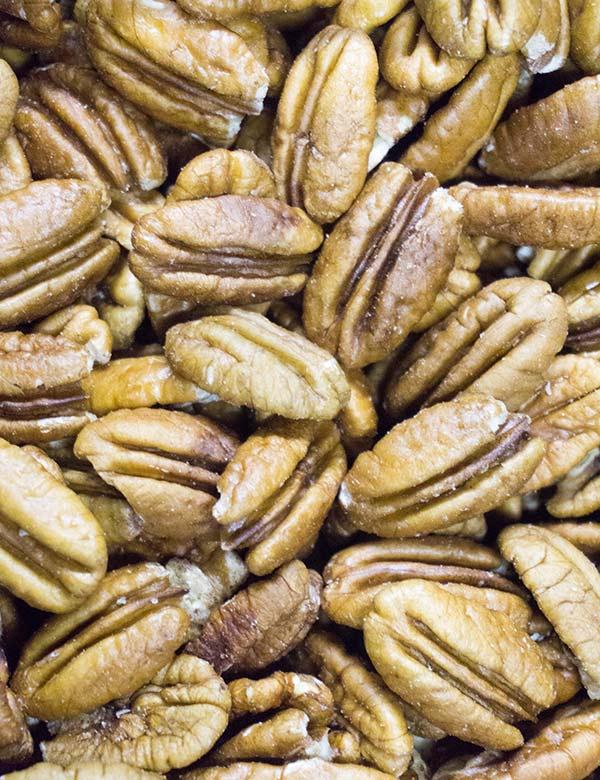 Орехбург — доставка отборных орехов — пекан очищеный